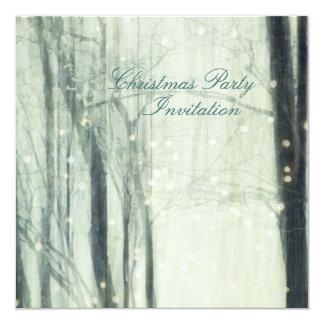 Winter-Traum - WeihnachtsParty Einladung