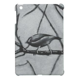 Winter-Vögel iPad Mini Hülle