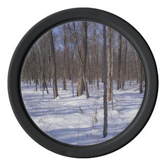 Winter-Wald Poker Chip Set