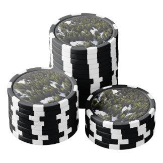 Winter-Wald Poker Chips