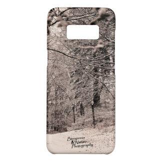Winter-Waldtelefon-Rechtssache 3,0 Case-Mate Samsung Galaxy S8 Hülle