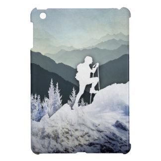 Winter-Wanderung Hüllen Für iPad Mini