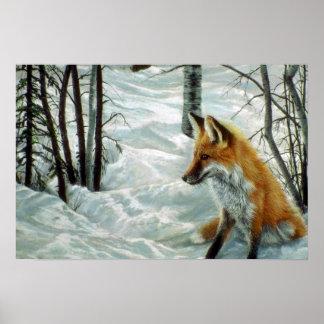 Winterholz, Fox Poster