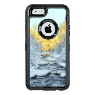 Winterlicher Strom OtterBox iPhone 6/6s Hülle