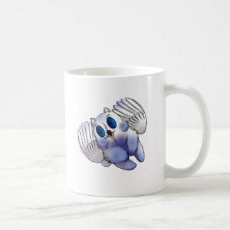 Winterliches Gryphon Kaffeetasse