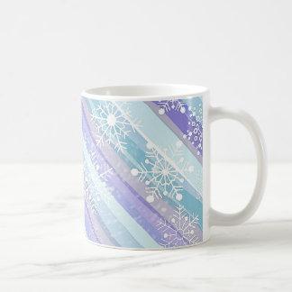 Wintermärchenland-Tasse Kaffeetasse