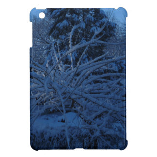 Winterszene ipad Fall iPad Mini Hülle