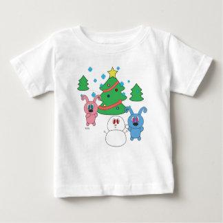 Winterzeit Rollys (Weihnachten) Baby-T - Shirt