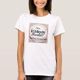 Winziges Romanautort-stück der Damen 10 T-Shirt