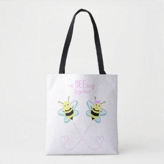 Wir BEElong zusammen - Taschen-Tasche Tasche