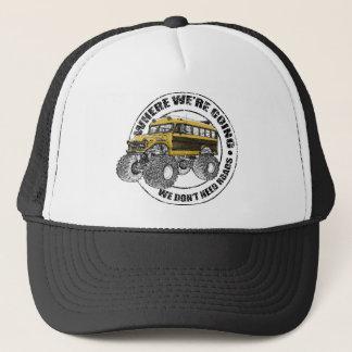 Wir benötigen nicht Straßen Truckerkappe