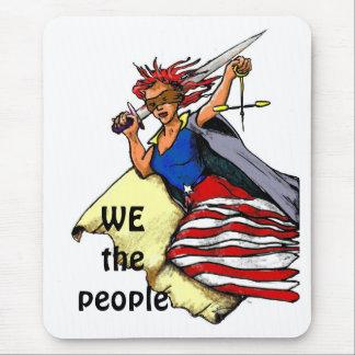 Wir die Leute, Mousepad