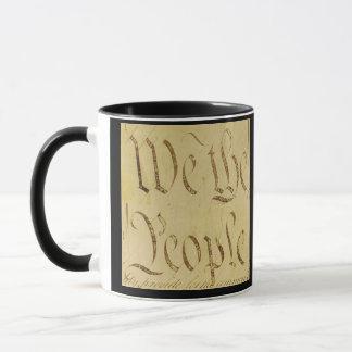 Wir die Leute Tasse