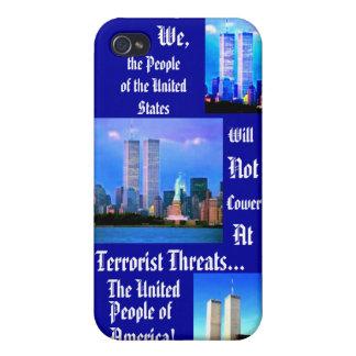 Wir, die Leute von Amerika….911 iPhone 4/4S Case