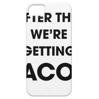 Wir erhalten Tacos iPhone 5 Etui