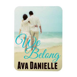 Wir gehören durch Ava Danielle Magnet