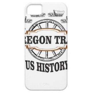 wir Geschichtsoregon-Spur Schutzhülle Fürs iPhone 5