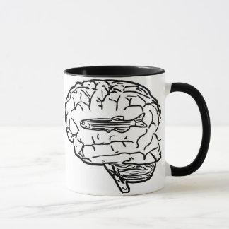 Wir haben zebrafish auf dem Gehirn! Tasse