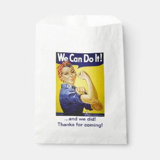 Wir können es tun! geschenktütchen