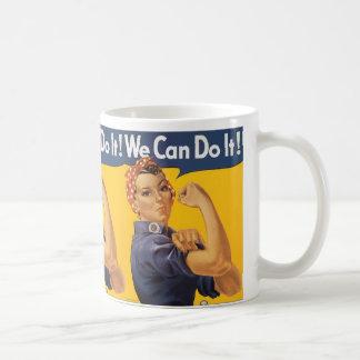 Wir können es tun! kaffeetasse