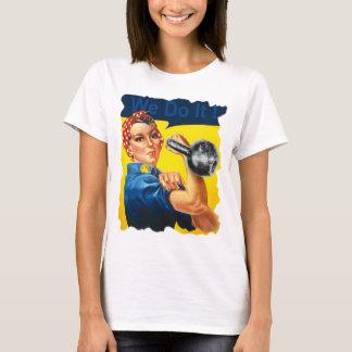 Wir können es tun Kettlebell T - Shirt