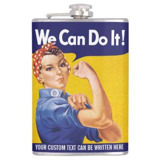 Wir können es tun! Rosie der Nieteneinschläger