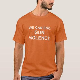 Wir können Gewehr-Gewalt-T - Shirt beenden