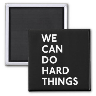 Wir können harten Sache-Magneten tun Quadratischer Magnet