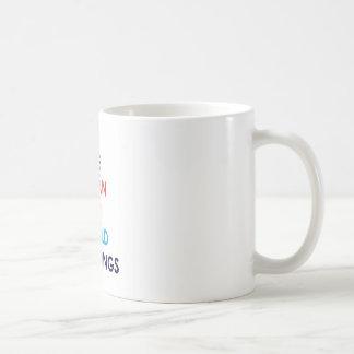 Wir können wilde Sachen tun Kaffeetasse