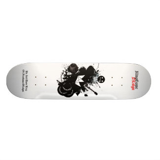 Wir Kunst-Tausend-König Of Freelance DEsign Skate Board