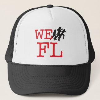 Wir lassen FL laufen Truckerkappe