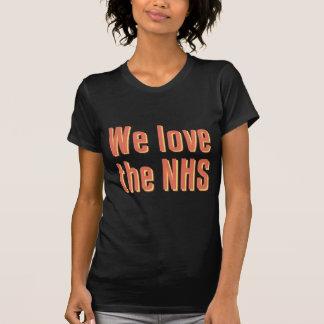 Wir Liebe das NHS T-Shirt