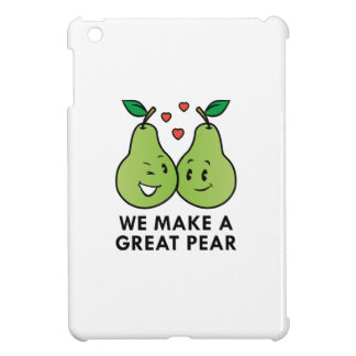 Wir machen eine große Birne iPad Mini Hülle