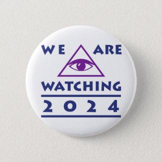 Wir passen den 2020 Kinderpolitischen Knopf auf Runder Button 5,7 Cm