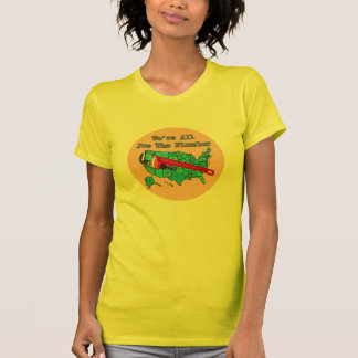 Wir sind aller Joe der Klempner (Pastellfarben) T-Shirt