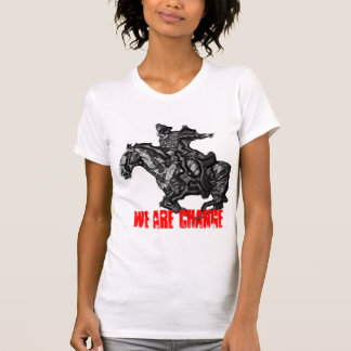Wir sind Änderung Paul Revere T-Shirt