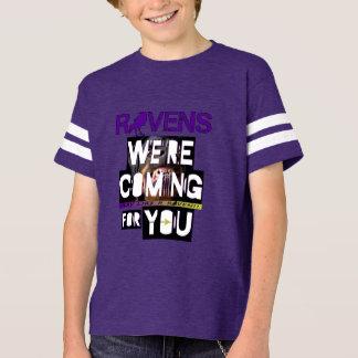 Wir sind bereit kommend und für Sie! T-Shirt