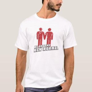 Wir sind der neuen normalen homosexuellen T - T-Shirt