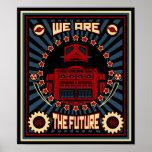 Wir sind die Zukunft Plakate