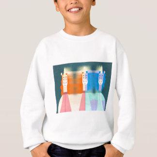 Wir sind ein Einhorn Sweatshirt