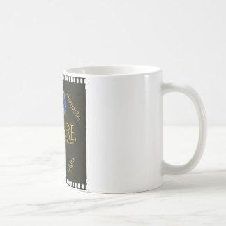 Wir sind ein kaffeetasse