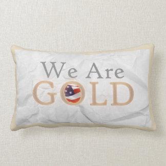 WIR SIND GOLD LENDENKISSEN