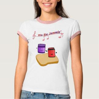Wir sind Jammin T-Stück T-Shirt