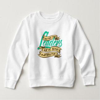 Wir sind Kleinkind-Sweatshirt Sweatshirt