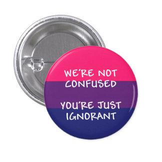 Wir sind nicht verwirrter Knopf Buttons