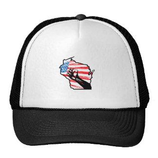 Wir sind Wisconsin Caps