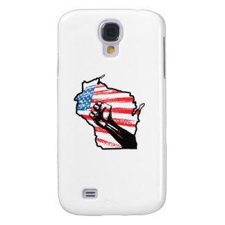 Wir sind Wisconsin Galaxy S4 Hülle