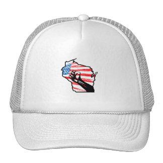 Wir sind Wisconsin-Hut Caps