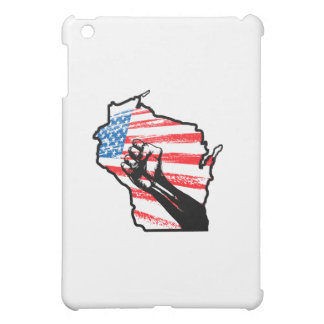 Wir sind Wisconsin iPad Mini Hülle