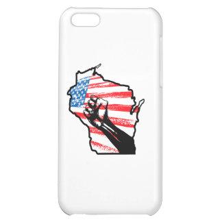 Wir sind Wisconsin iPhone 5C Schale